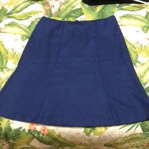 346 Brooks Brothers A Line Skirt